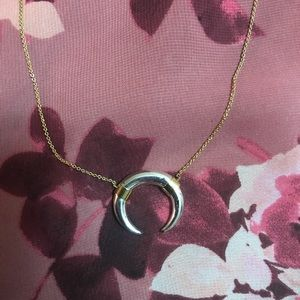 Stella&dot Horn Necklace